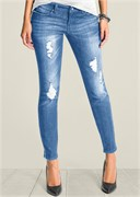 DESTROYED JEANS - фото 4705